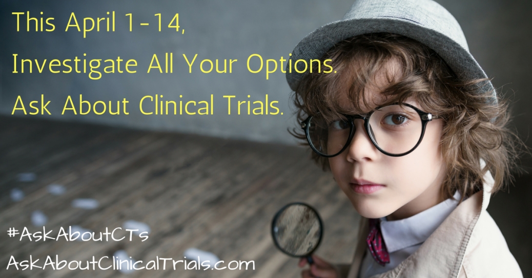 Ask About ClinicalTrials Campaign