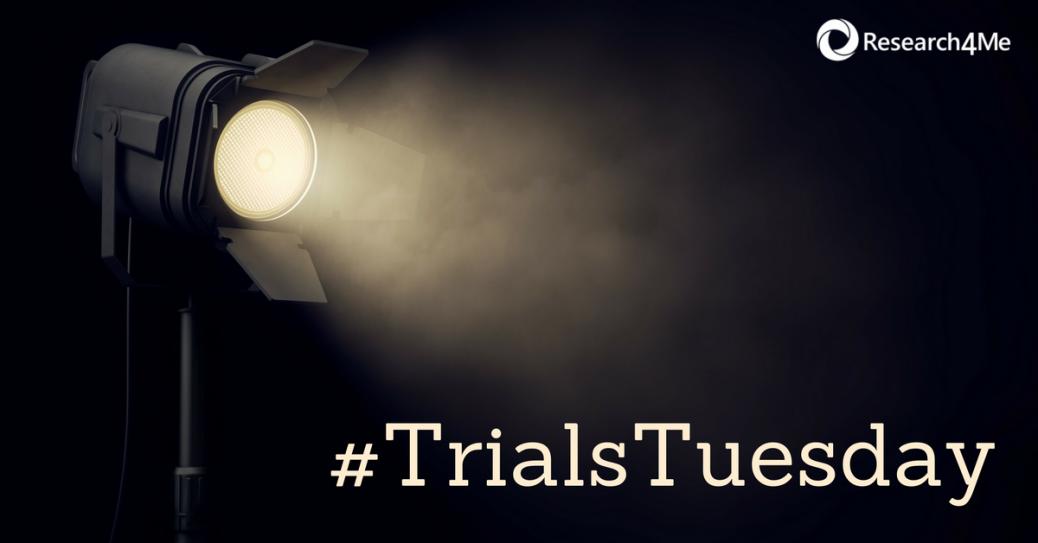 #TrialsTuesday