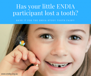 Engagement in the ENDIA study teeth