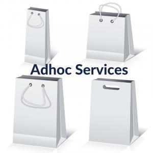Adhoc Services