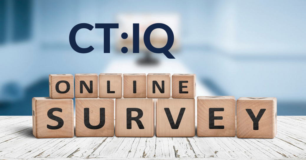 CT IQ Online surveys - CT Recruitment Nov 2019